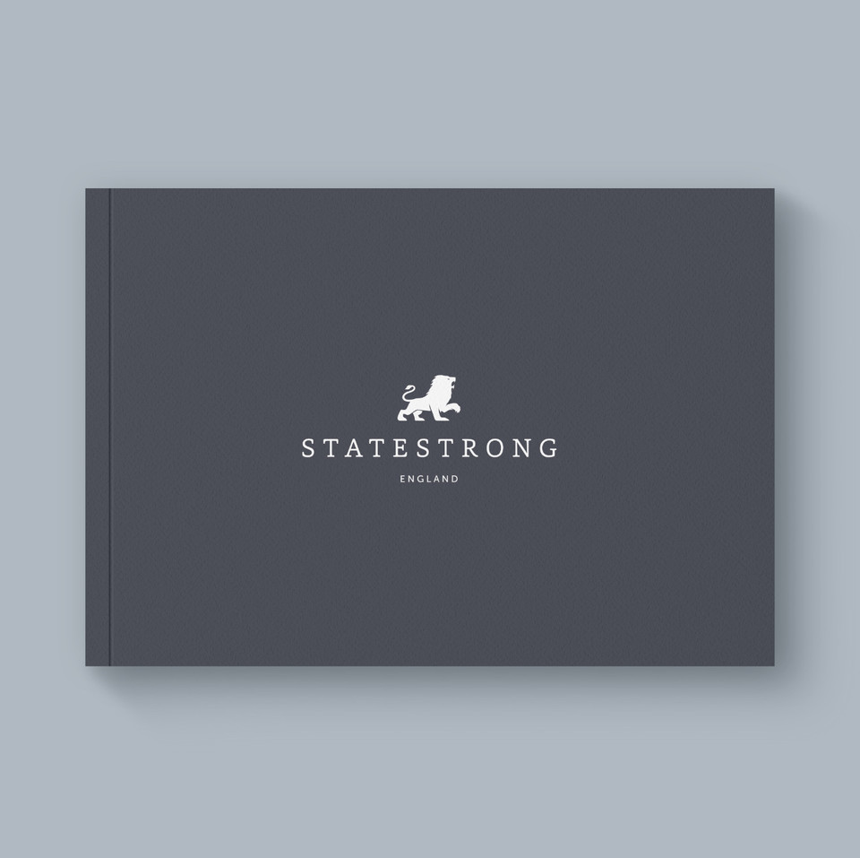 Statestrong business card